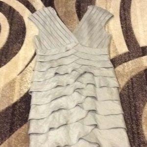 Formal Metallic Gown